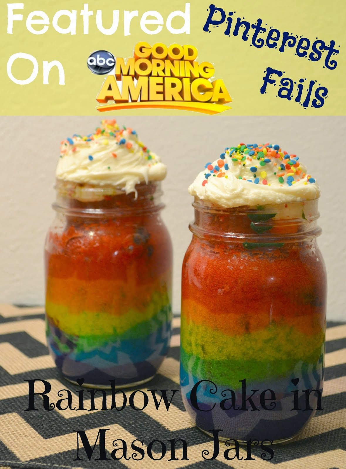 Pinterest Fail - Good Morning America Feature