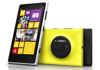Nokia Lumia 1020, Fitur Kamera Canggih 41 MP