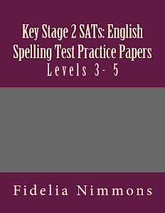 Key Stage 2 SATS: English spelling test