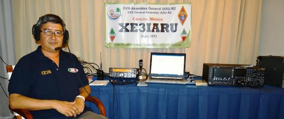 XE3N - Ham Radio Web Page
