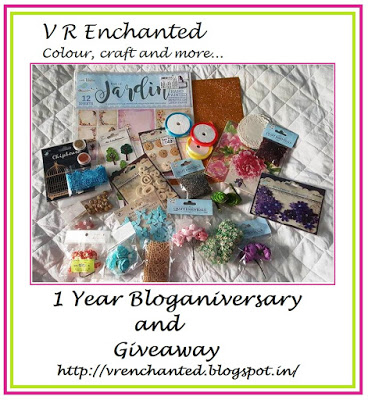 Muktha and itsy bitsy giveaway