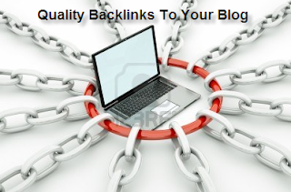 Backlinks To Your Blog