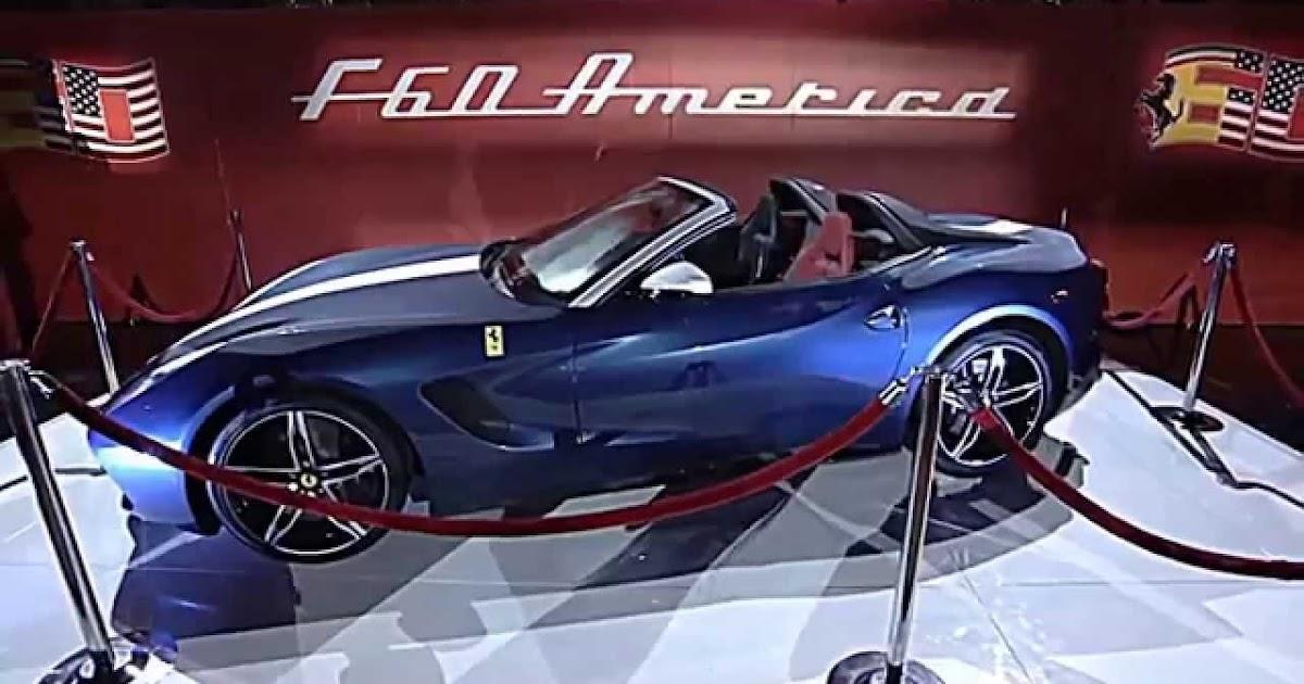 Ferrari F60 America 25m Beautiful Cars