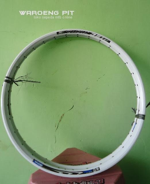 Jual Pelek Sepeda Ryde Disc Putih