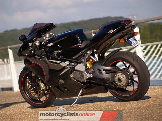 Beautiful Bikes Mv Agusta F4 1000 R