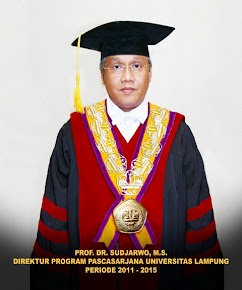DIREKTUR PROGRAM PASCASARJANA UNIVERSITAS LAMPUNG