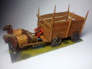 MORDHEIM - CARRO 1