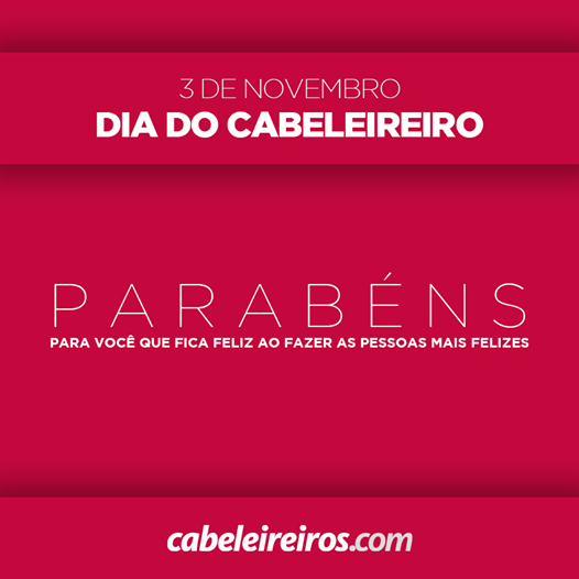 DIA DO CABELEIREIRO