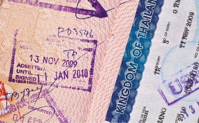 Koh Samui, Thailand Visa Requirements