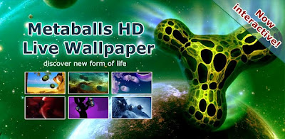 Metaballs Liquid HD v3.7.4 APK