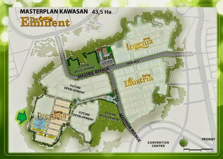 Prestigia The Eminent Bsd City - 2nd Phase