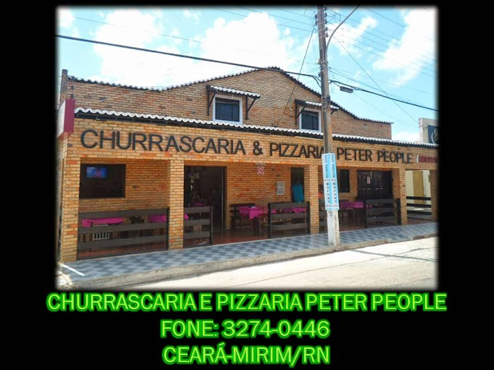 CHURRACARIA E PIZZARIA PETER PEOPLE