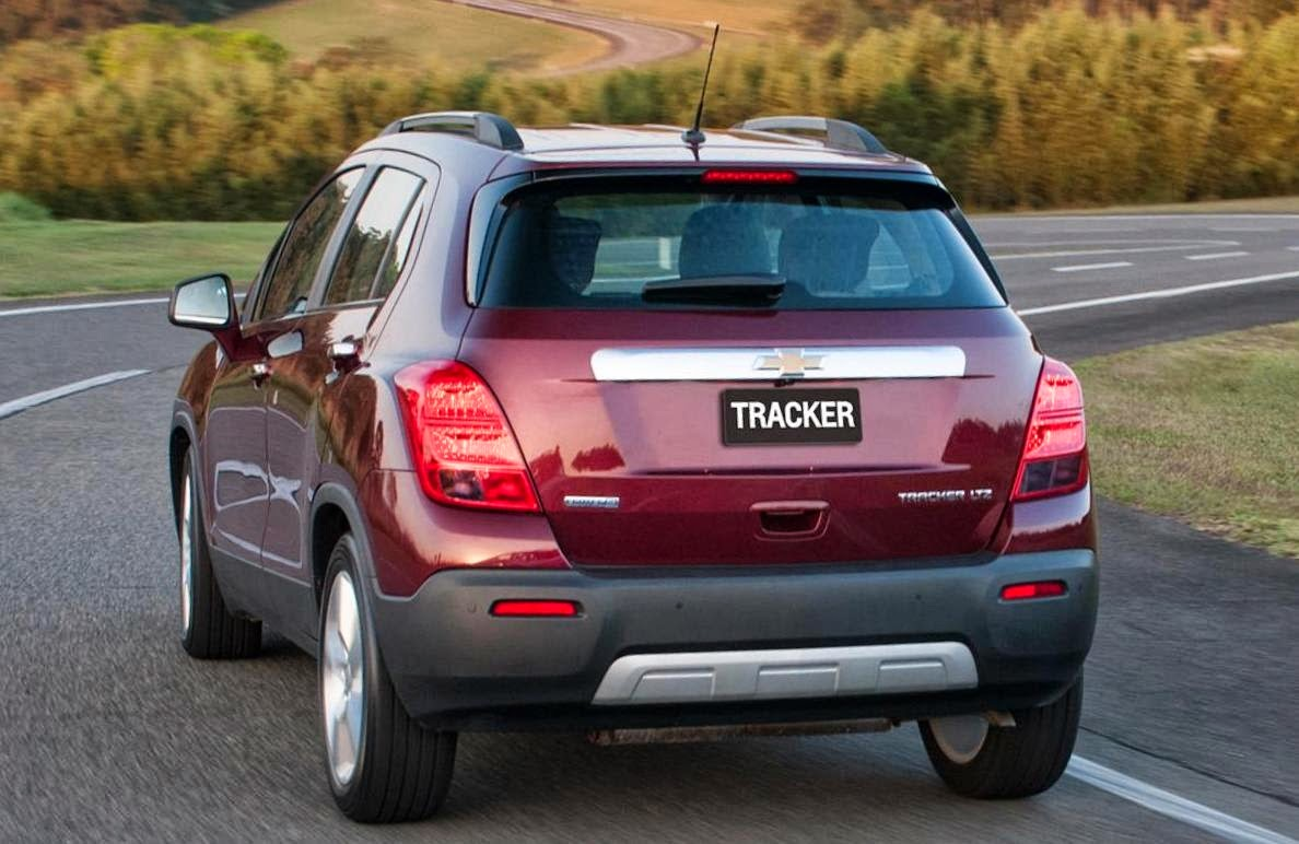 Chevrolet Tracker 2014 LTZ - Recall