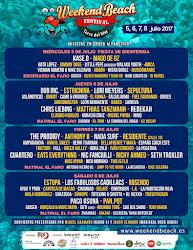 Weekendbeach Festival  2017