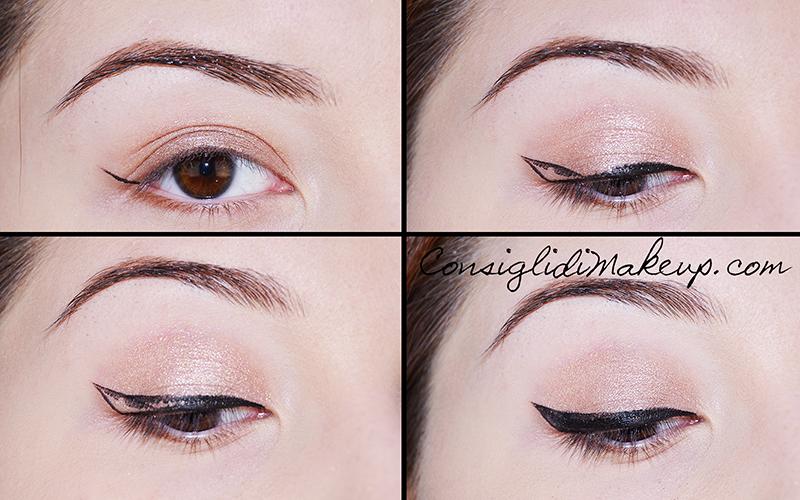 Trend Estate 2014 Eyelliner e Labbra arancioni