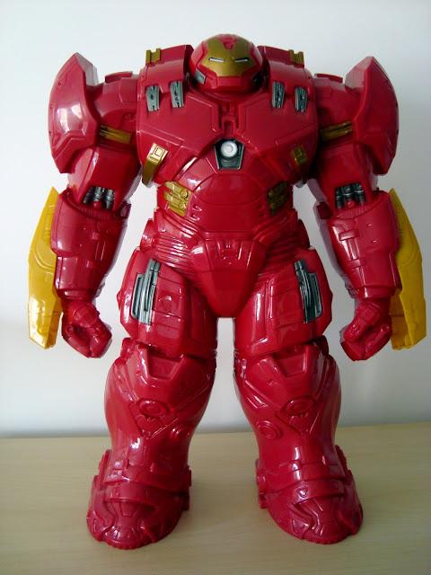 HULK BUSTER ARMOR TITAN HERO SERIES - HASBRO Hulkbuster-avengers-hasbro001
