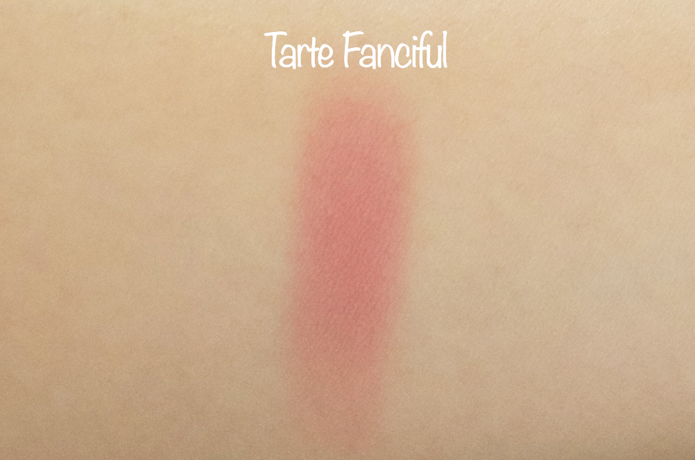 Tarte Fanciful Blush Swatch