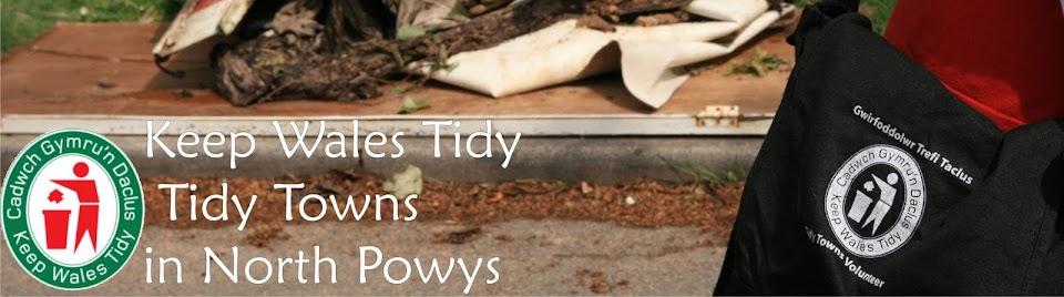 Keep Wales Tidy- North Powys