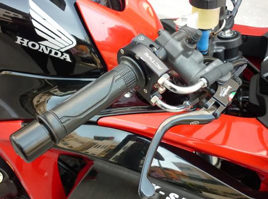 Perubahan Honda CBR250R Keren