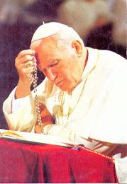 Il caffè... con il Papa del Rosario sempre
