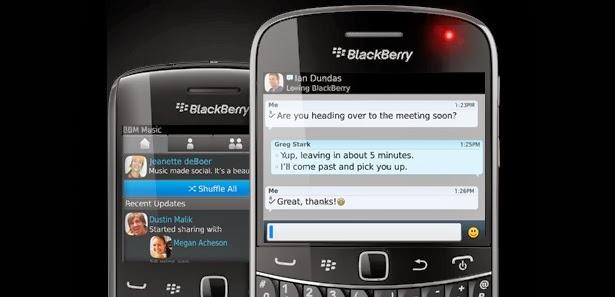 Blackberry Satışları İptal Etti