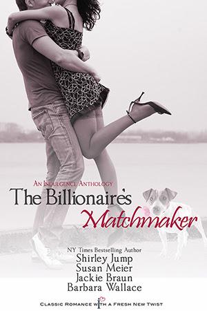 Blog Tour: Book Spotlight + Giveaway – The Billionaire's Matchmaker by Shirley Jump, Susan Meier, Jackie Braun & Barbara Wallace