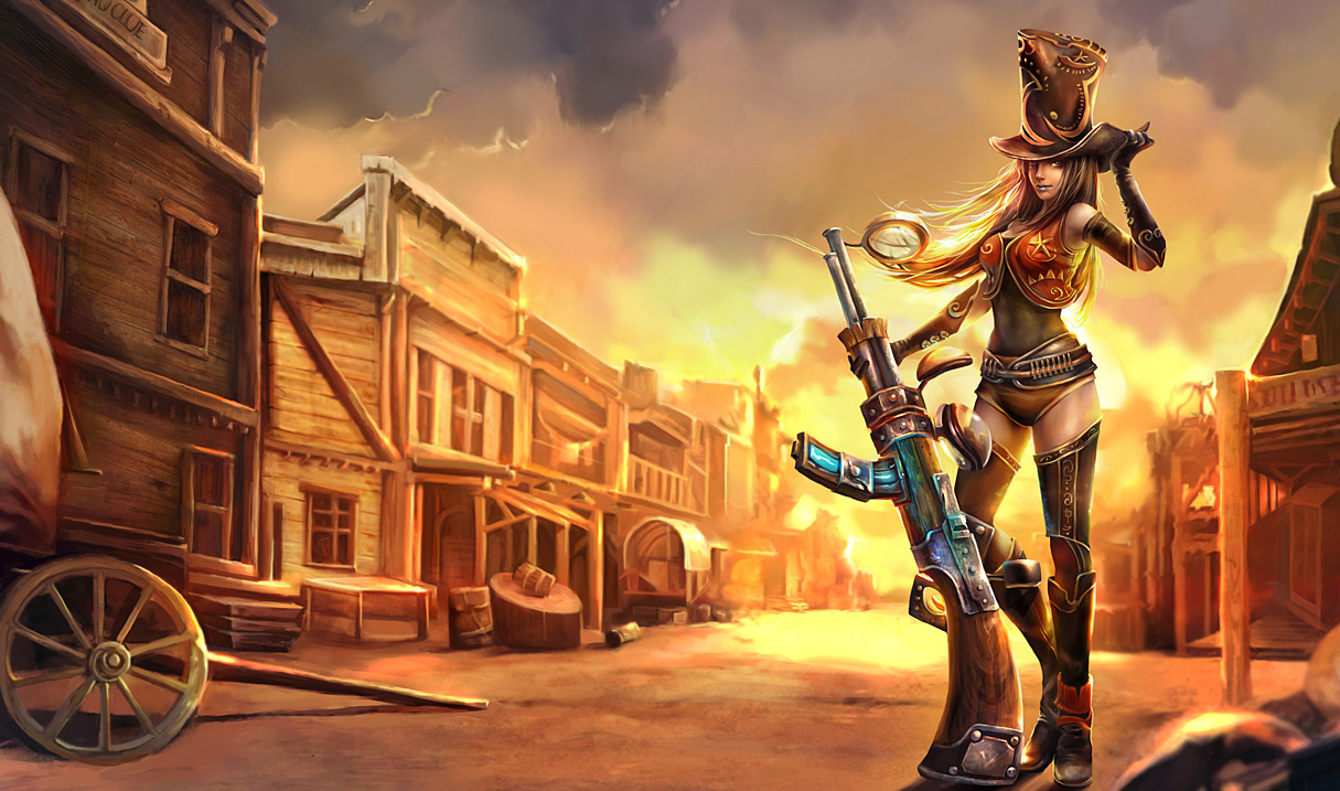 Şerif Caitlyn