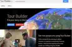 Tour Builder: herramienta de Google para contar nuestros viajes usando Google Earth