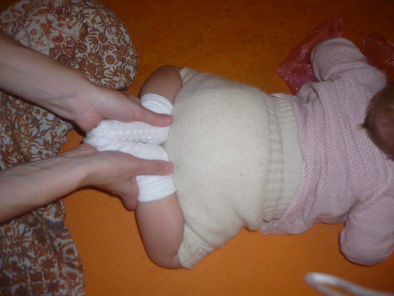 Нюхал мамины ноги