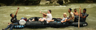 TRADITIONAL TUBE RAFTING