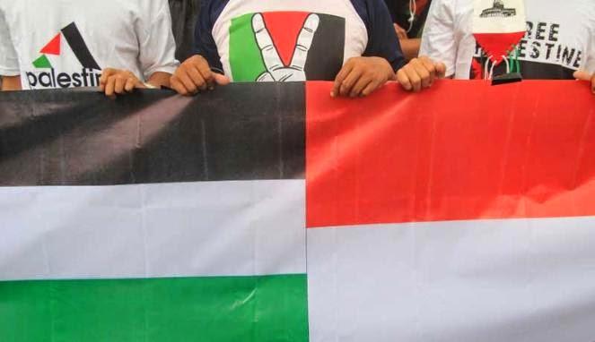 Didukung Penuh Indonesia, Palestina Ucapkan Terima Kasih