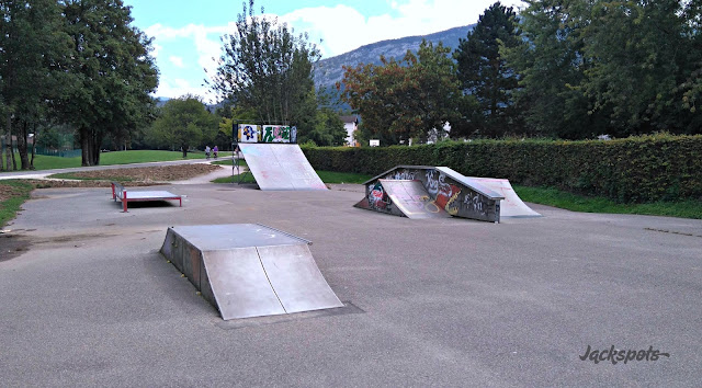 Skatepark Saint-Jorioz