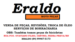 ERALDO MOTO PEÇAS