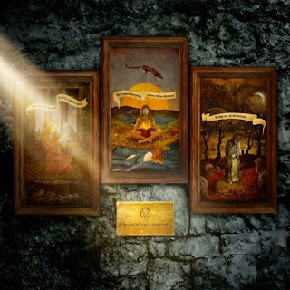 OPETH - Pale Communion album art