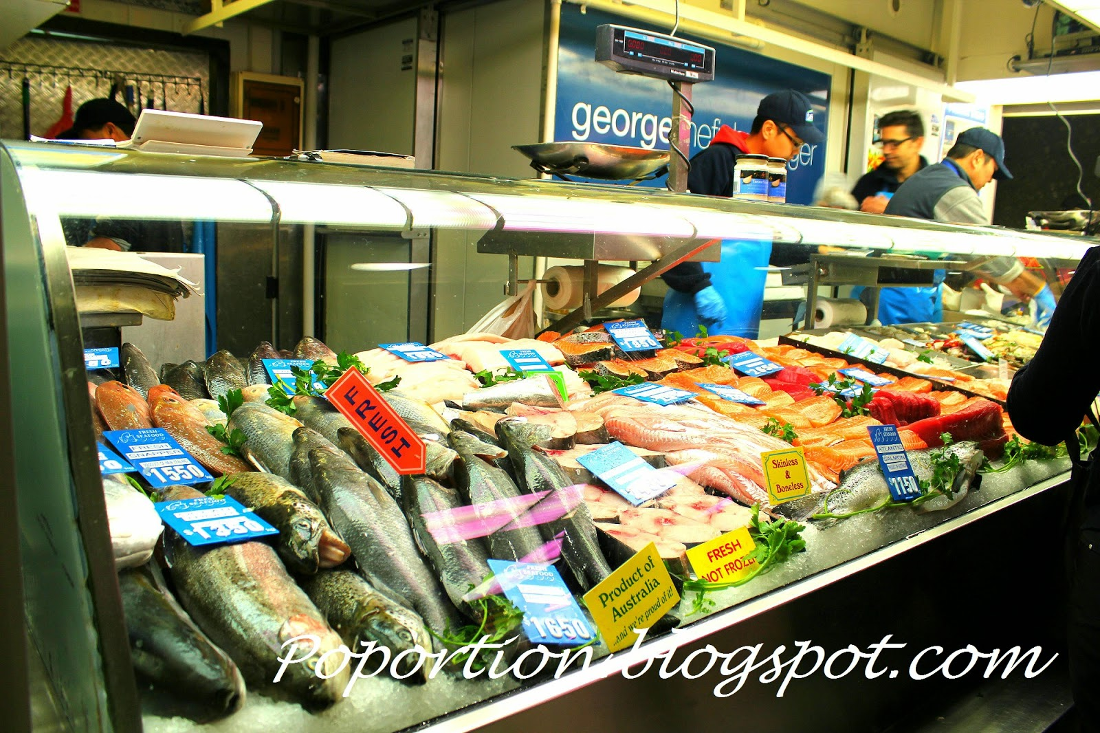 fish melbourne