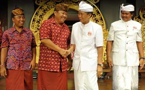 Hasil Quick Count Pilkada Bali 2013