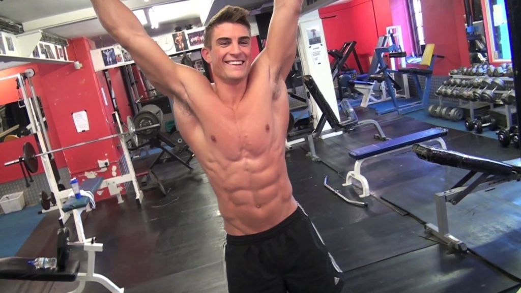 WORKOUT INSPIRATION .NET: Ryan Terry: Training Of A Top