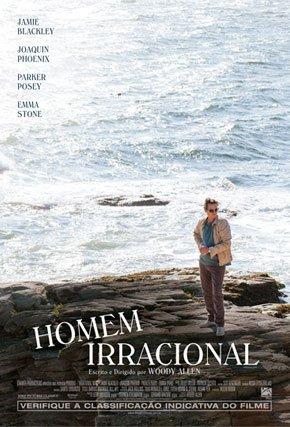 O Homem Irracional (2015) BRRip 1080p Dublado
