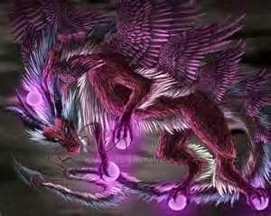 Fantasia y dragones