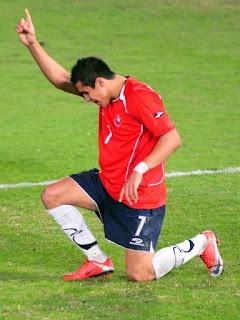 Alexis Sánchez: «Chile es capaz de ganarle a cualquiera»