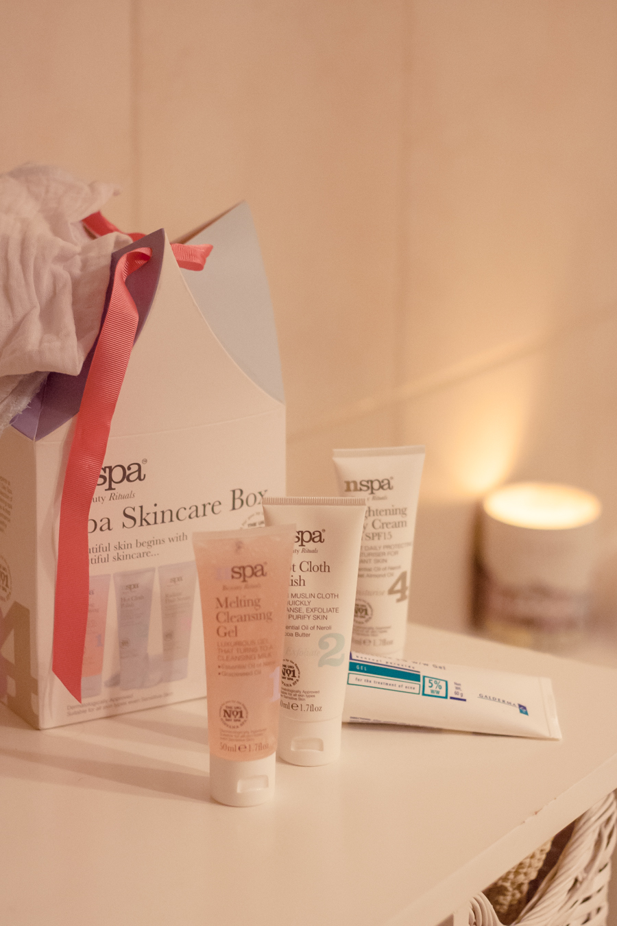 NSPA Spa Skincare Box