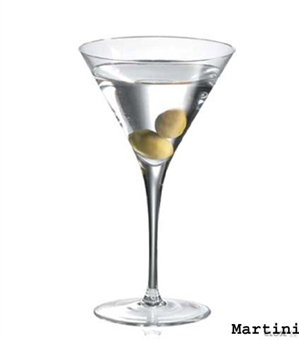 Cocktail Drinks: Classic Martini