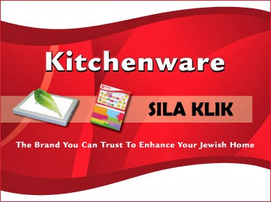 KITCHENWARE | ALATAN DAPUR