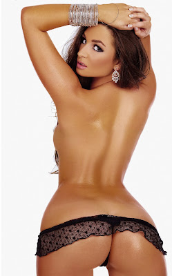 vixens1711 rosie roff Hot Ass Rosie Roff Posing Topless And Showing Her Assets HQ Photos 2013