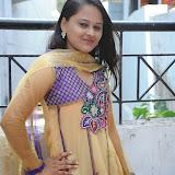 Usha Photos in Salwar Kameez at Gundello Guchi Guchi Champake Movie Press Meet 15