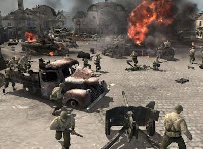Company of Heroes - THQ - videojuegos