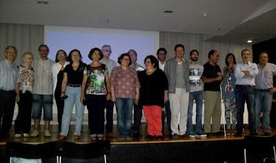 Fotografia de grup - Premiats i finalistes