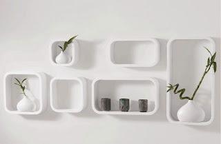 ubend shelf 30 of the Most Creative Bookshelves Designs
