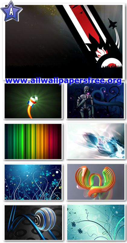 100 Amazing Colorful Widescreen HD Wallpapers 1920 X 1200