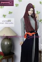 Contoh Model Pakaian Hijab Modis Terbaru 2015